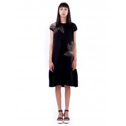 Daisy Dress Black