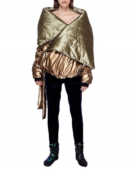 Gold Slicker Jacket