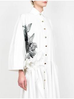 Rochie camasa cu imprimeu Innocent Ioana Ciolacu