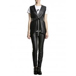 Metallic Cotton Vest