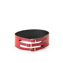 Red Lacquered Belt