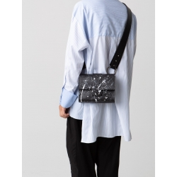 Splash Messenger Bag