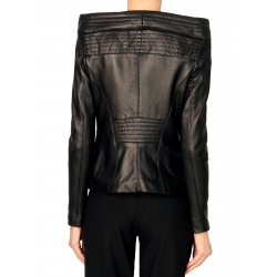 Natural Leather Rock the Boat Jacket