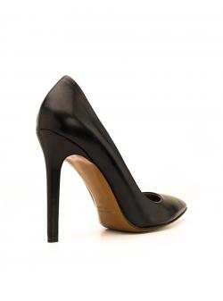 Pantofi stiletto negri Alice