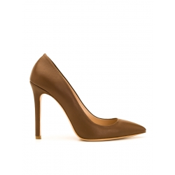 Brown Alice Stilettos
