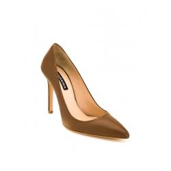 Pantofi stiletto maro Alice Ginissima
