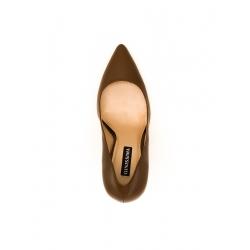 Brown Alice Stilettos