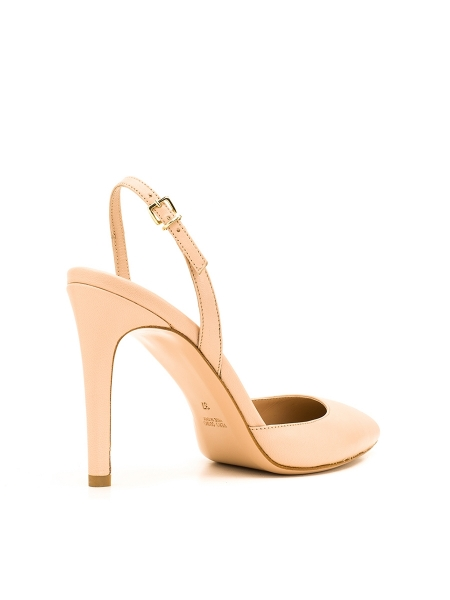 Nude Alice Pointed Toe Shoes