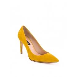 Yellow Alice Stilettos
