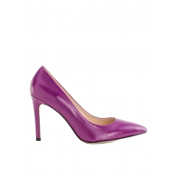 Purple Alice Stilettos