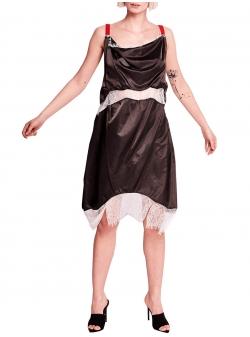 Rochie cu bretele elastice Chantilly