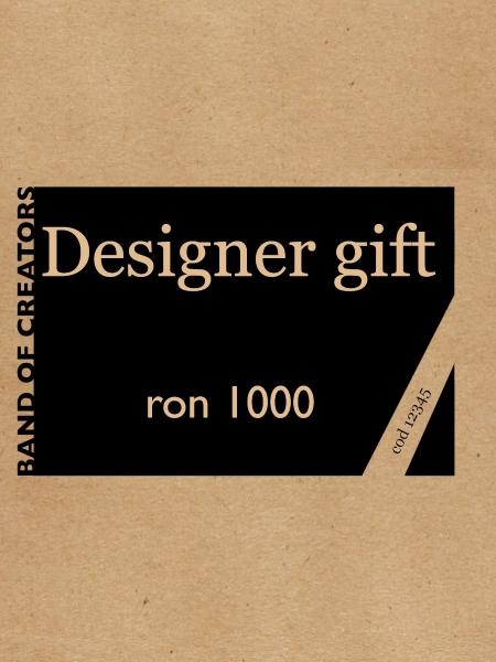 Voucher Cadou 1.000 Lei (format electronic sau print) Vouchers