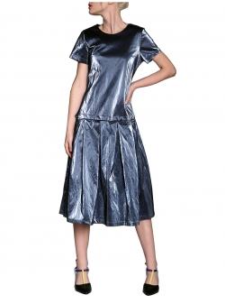 Wet Look 3 in 1 Dress