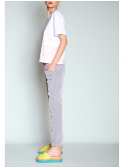 Slim Fit Summer Pants