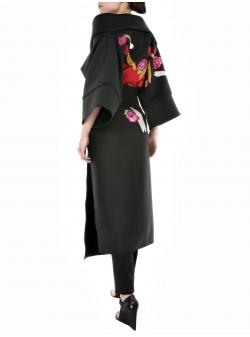 Kimono cu flori
