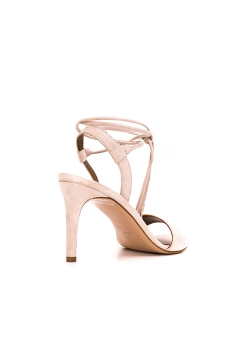 Sandale din piele intoarsa Zaza
