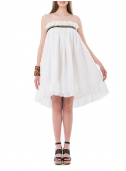 White Dress & Skirt Nicoleta Obis