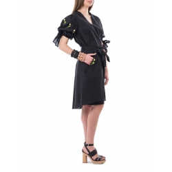 Black Deux Pieces Nicoleta Obis