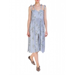 Summer Dress With Print Komoda