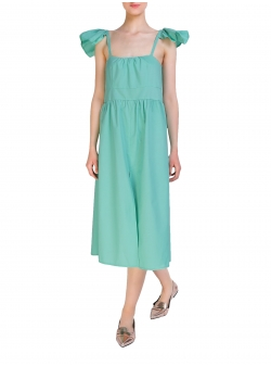 Mint Green Midi Dress Komoda