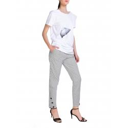 Tricou cu imprimeu Larisa Dragna