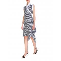 Striped Dress Larisa Dragna