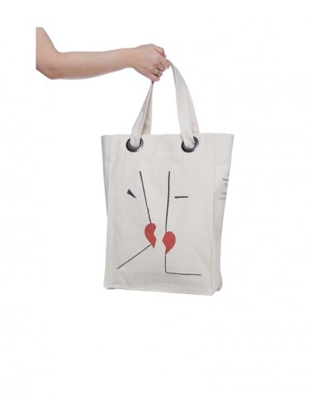 Geanta cu imprimeu Ds Bags