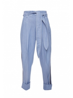 Iconic Light Blue Denim Pants AFMF