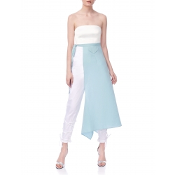 White Cigarette Pants Ramelle