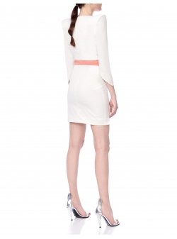 Mini White Dress Ramelle