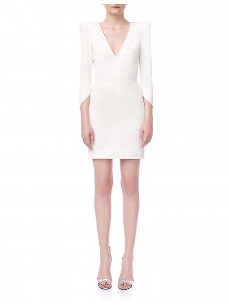 Mini White Dress Ramelle