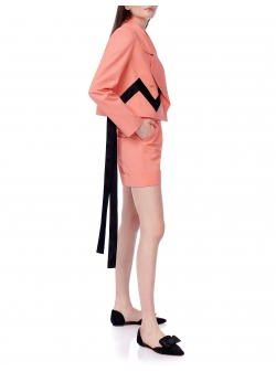 Short Coral Blazer Ramelle