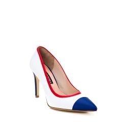 Alice White Stiletto Shoes Ginissima