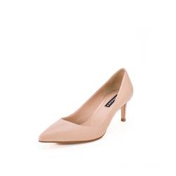 Alice Nude Stiletto Shoes Ginissima
