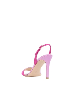 Hot Pink Agata Sandals Ginissima