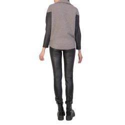 Short Sport Grey Jacket Larisa Dragna