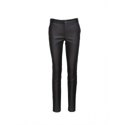 Pantaloni slim fit Larisa Dragna