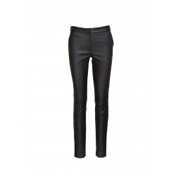 Slim Fit Dark Blue Pants Larisa Dragna