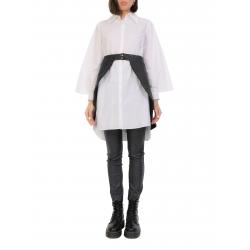 Detachable Textured Skirt Larisa Dragna