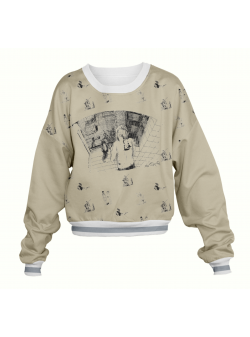 Nude Sweatshirt Graphics My Simplicated