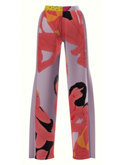 Sport Pants With Digital Print Girls My Simplicated