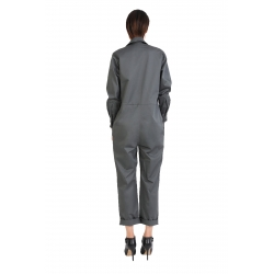 Maxi Jumpsuit With Pockets Venus ISSO