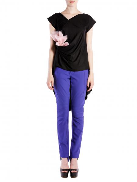 Asymmetric Cotton T-shirt