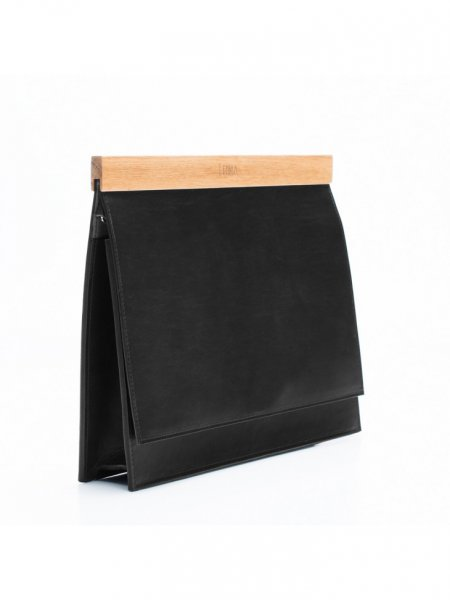Black Handcrafted Bag