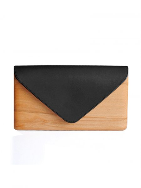 Black Mini Handcrafted Bag