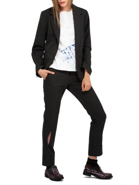 Black Woolen Suit