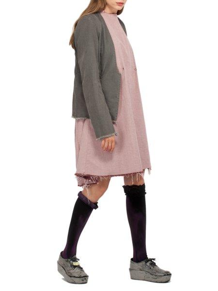 Blush Cotton Dress