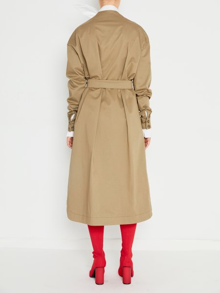 Classic Beige Dress/Trench