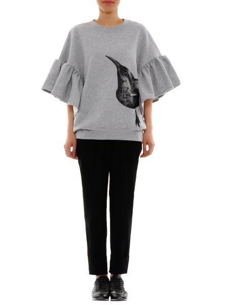 Daisy Grey Sweatshirt