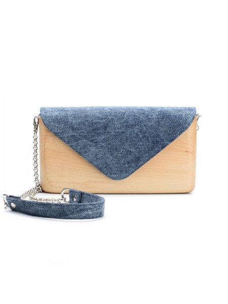 Denim Handcrafted Bag